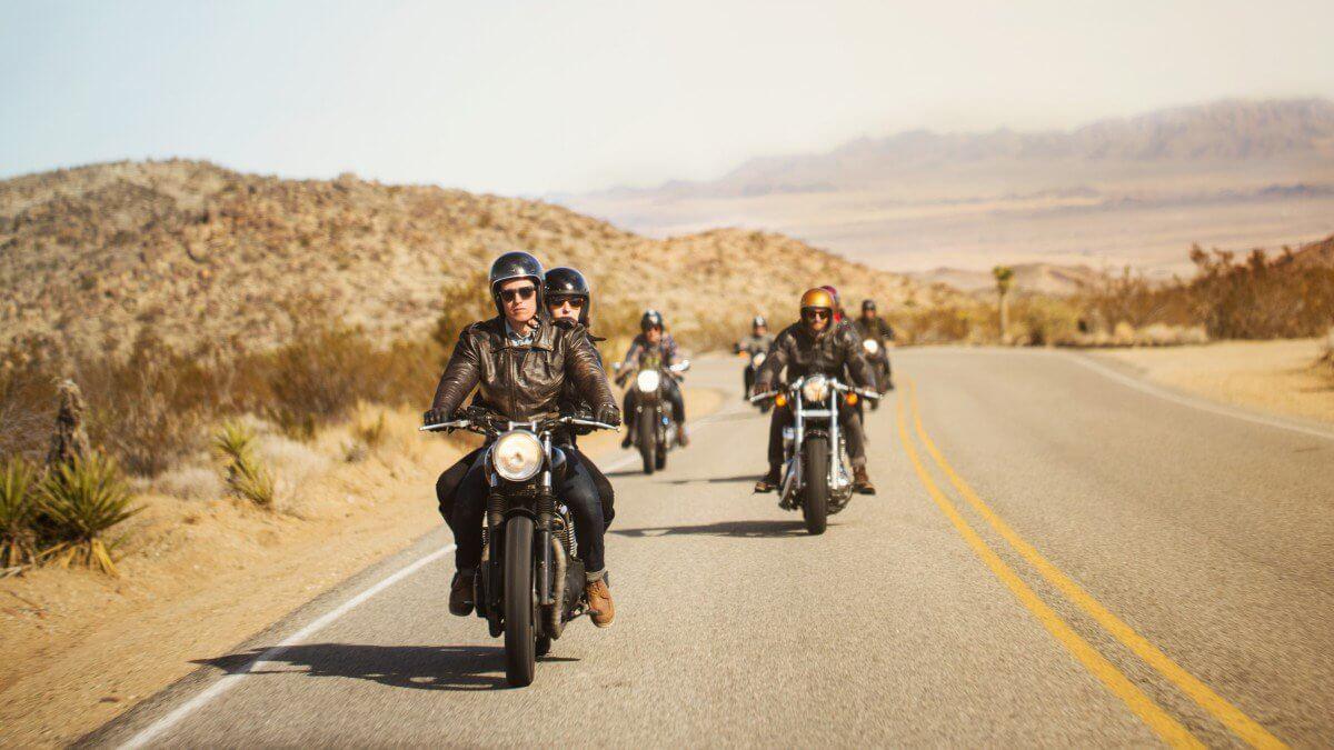 L'équipement Liberty Rider a l'étranger