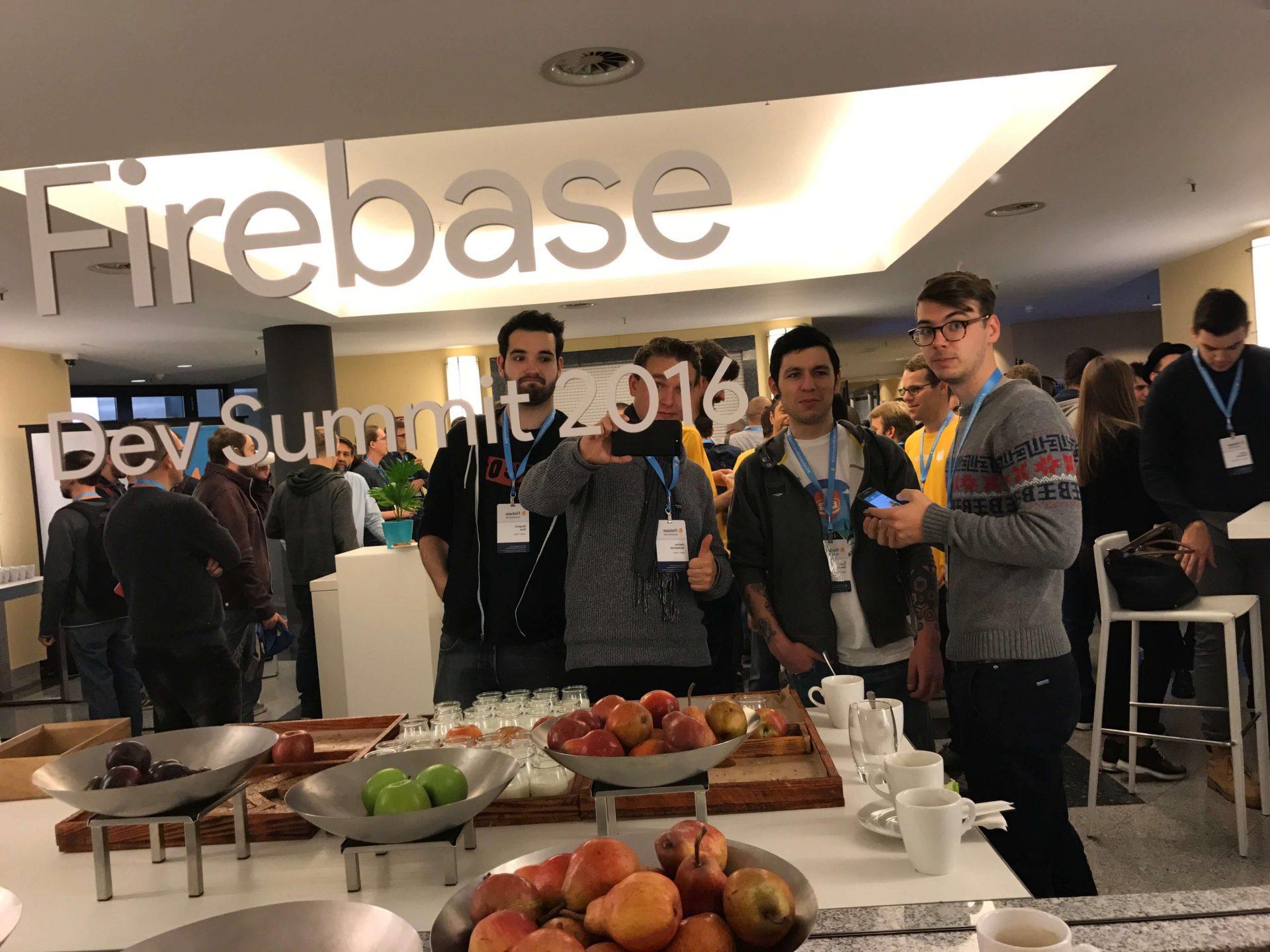 Evenement Firebase