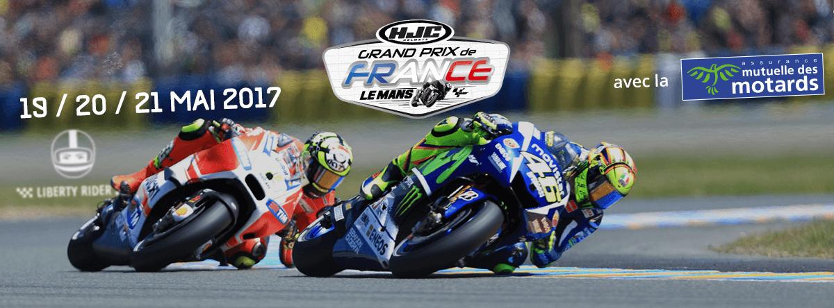 Moto GP 2017 Le Mans