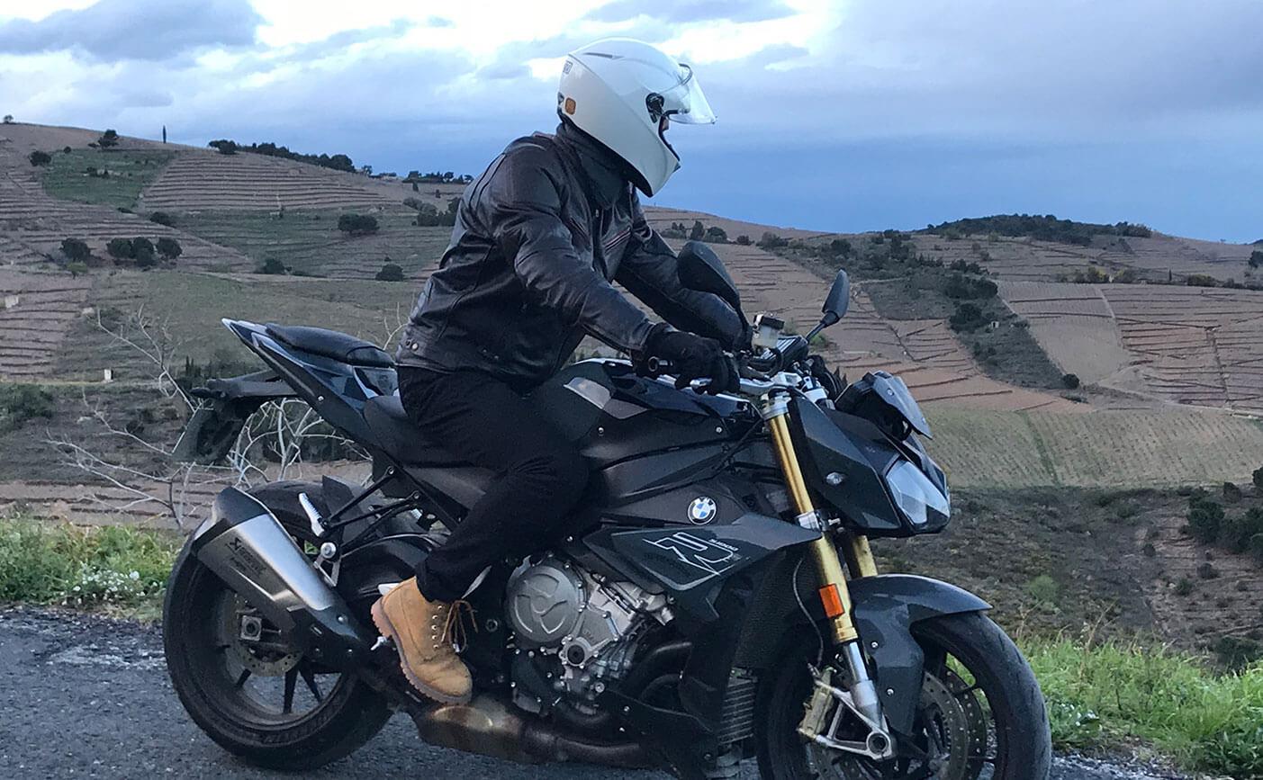 Photo du Blouson Motard modèle Rider de Zolki
