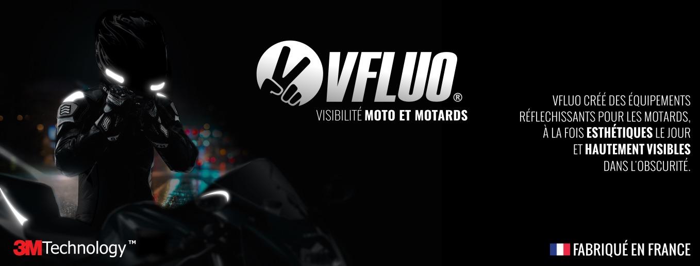 VFluo, visibilité motos et motards (conseils sécurité 2-roues)