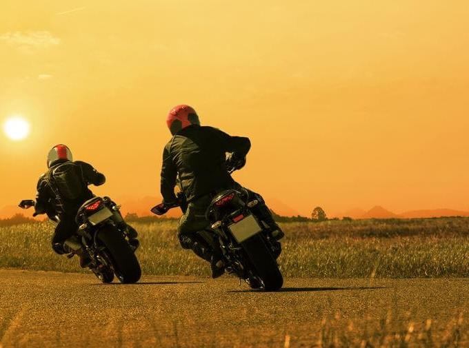 Rouler en groupe de motards : 5 conseils sécurité