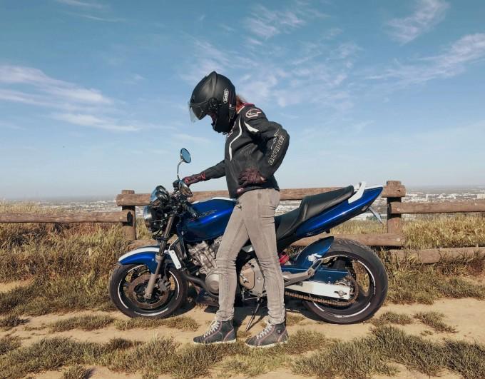 Le jean moto le plus solide du monde !