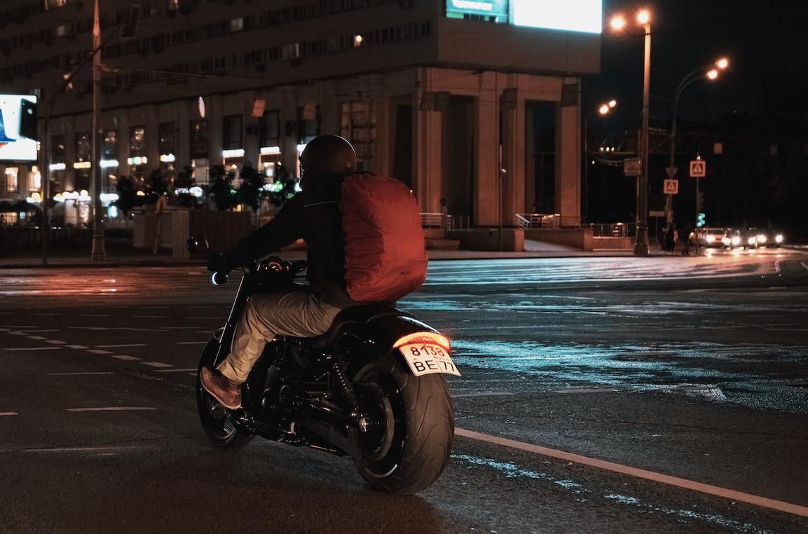 Améliorer ta visibilité à moto