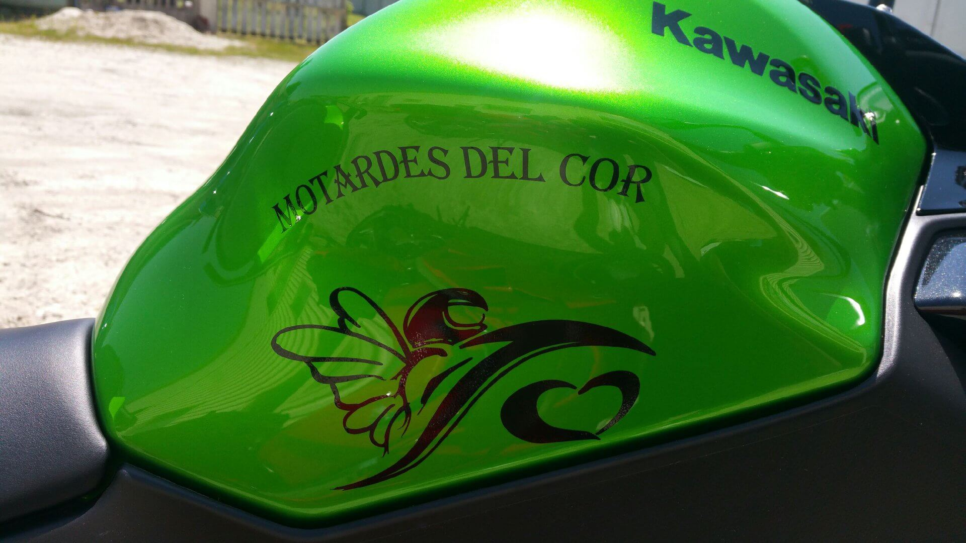 Association moto Motardes Del Cor
