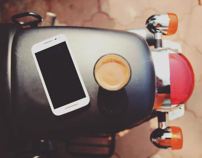 Top 3 des supports de téléphones moto