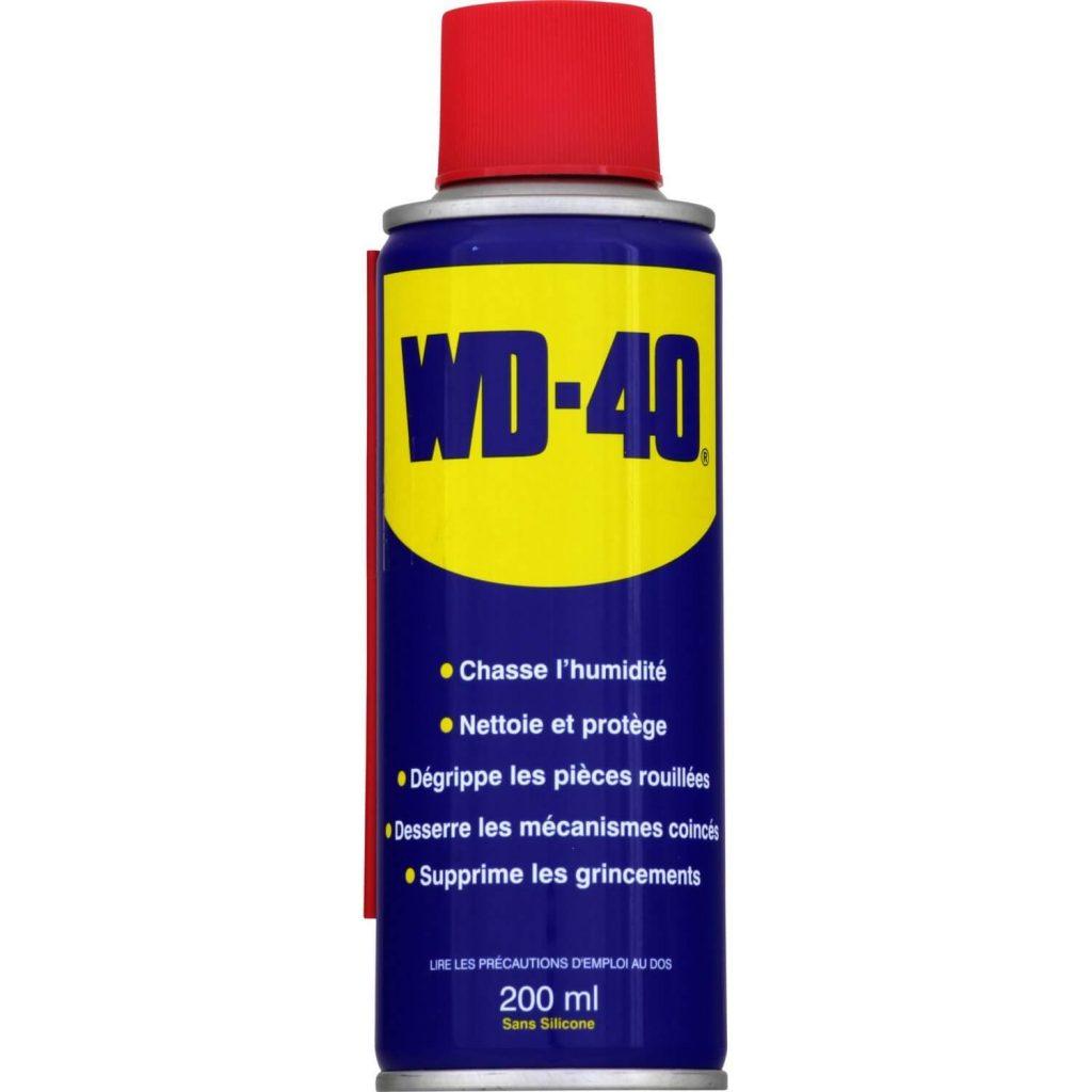 Bouteille de WD-40