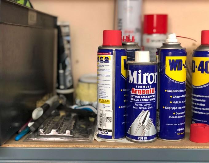 4 produits à avoir dans son garage pour l'entretien de sa moto