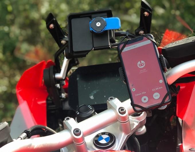 Moto et confinement : la prudence est de mise !