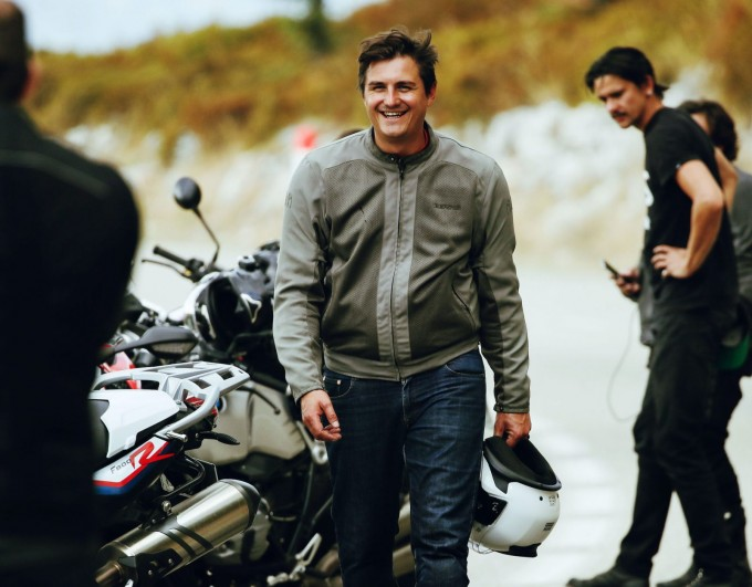 Liberty Rider : en route pour devenir l'eCall moto !