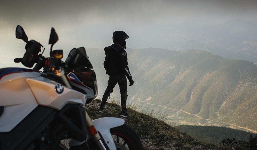 Liberty Rider paysage