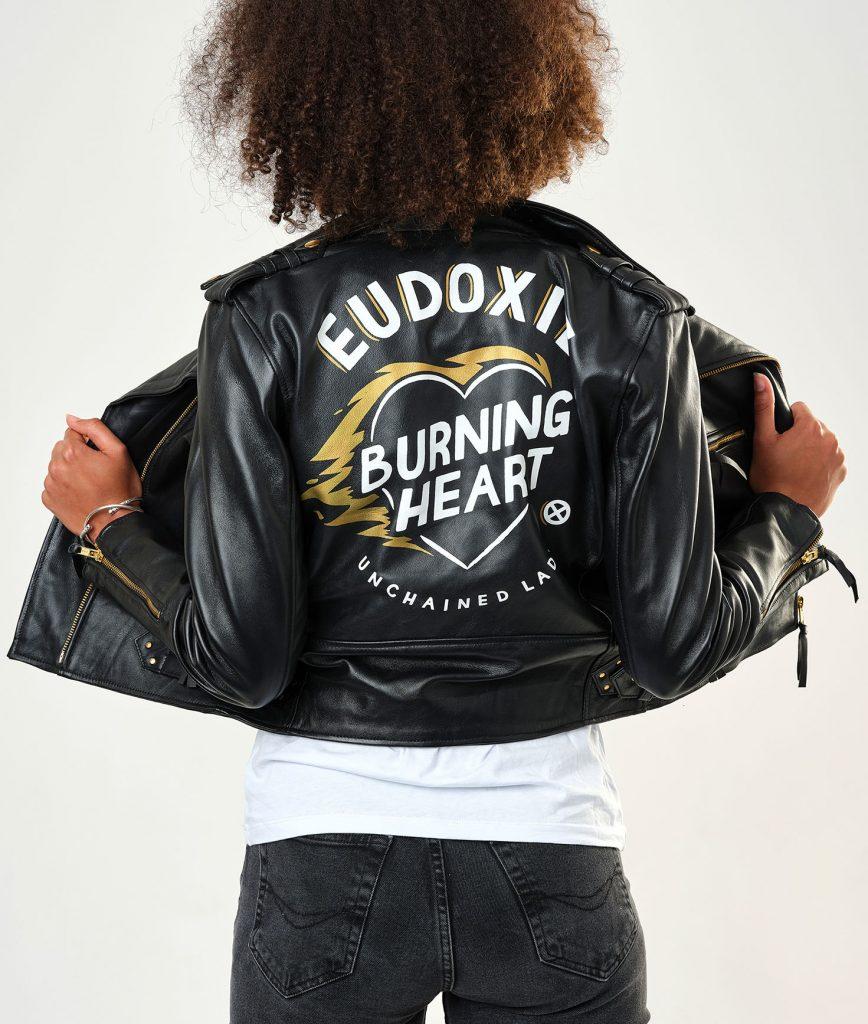 vêtements moto femme