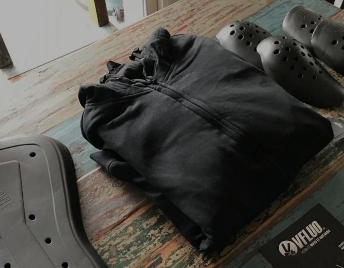 VFLUO : Test 2.0 de leur veste révolutionnaire