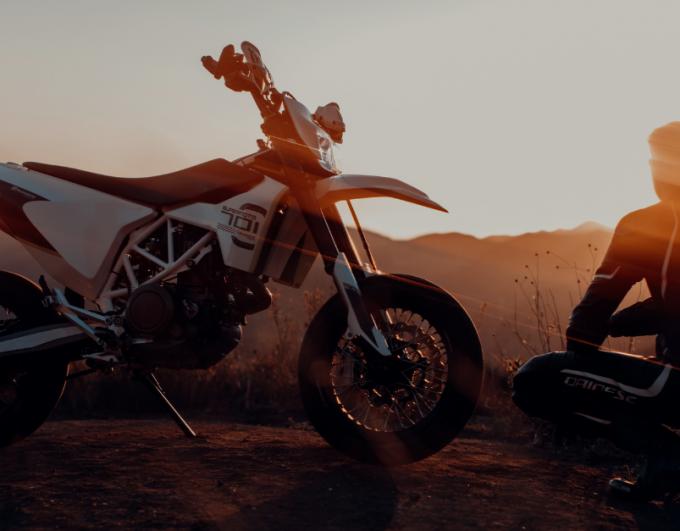 Créer son itinéraire moto avec Liberty Rider