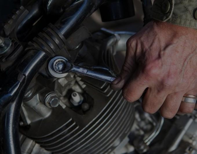 Entretenir sa moto annuellement
